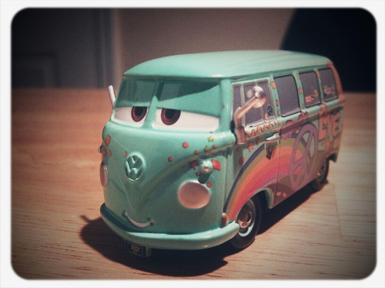 Cars Fillmore  Pixar