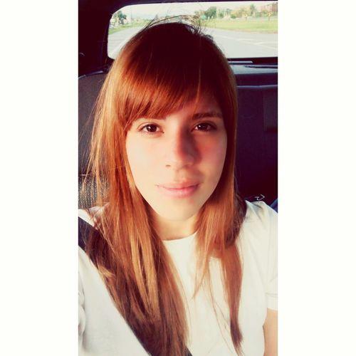 New Hair Mudarépreciso Happy :) Ruivo