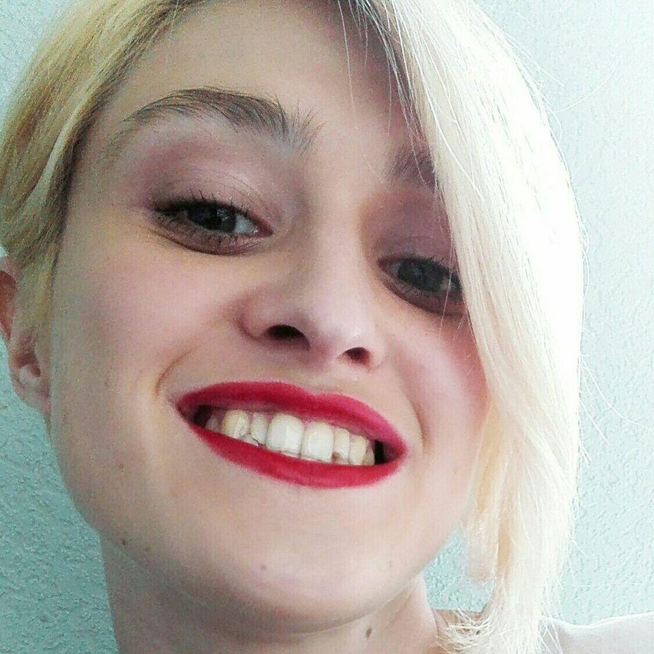 Smile Love Selffie Letskiss :) Kiss Spb Girl Redlips That's Me Sexyselfie