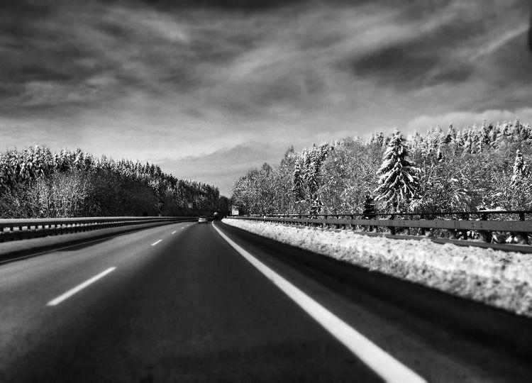 Black & White Near And Far
