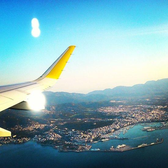 Mallorca desde el Aire una maravilla siempre! Trip