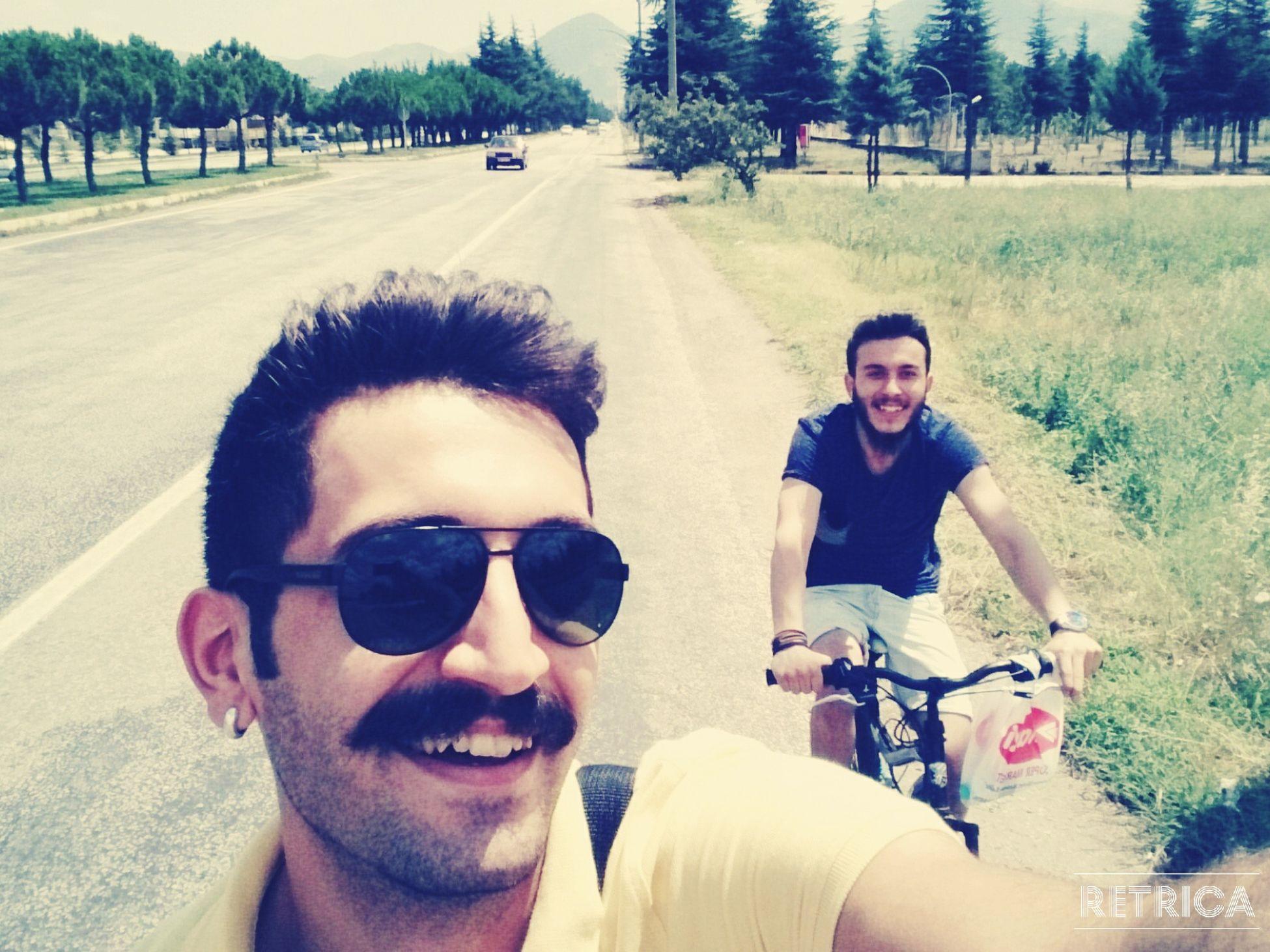 Bicycle Travel Photography Sunnyday☀️ Selfie ✌ Happy Saturday