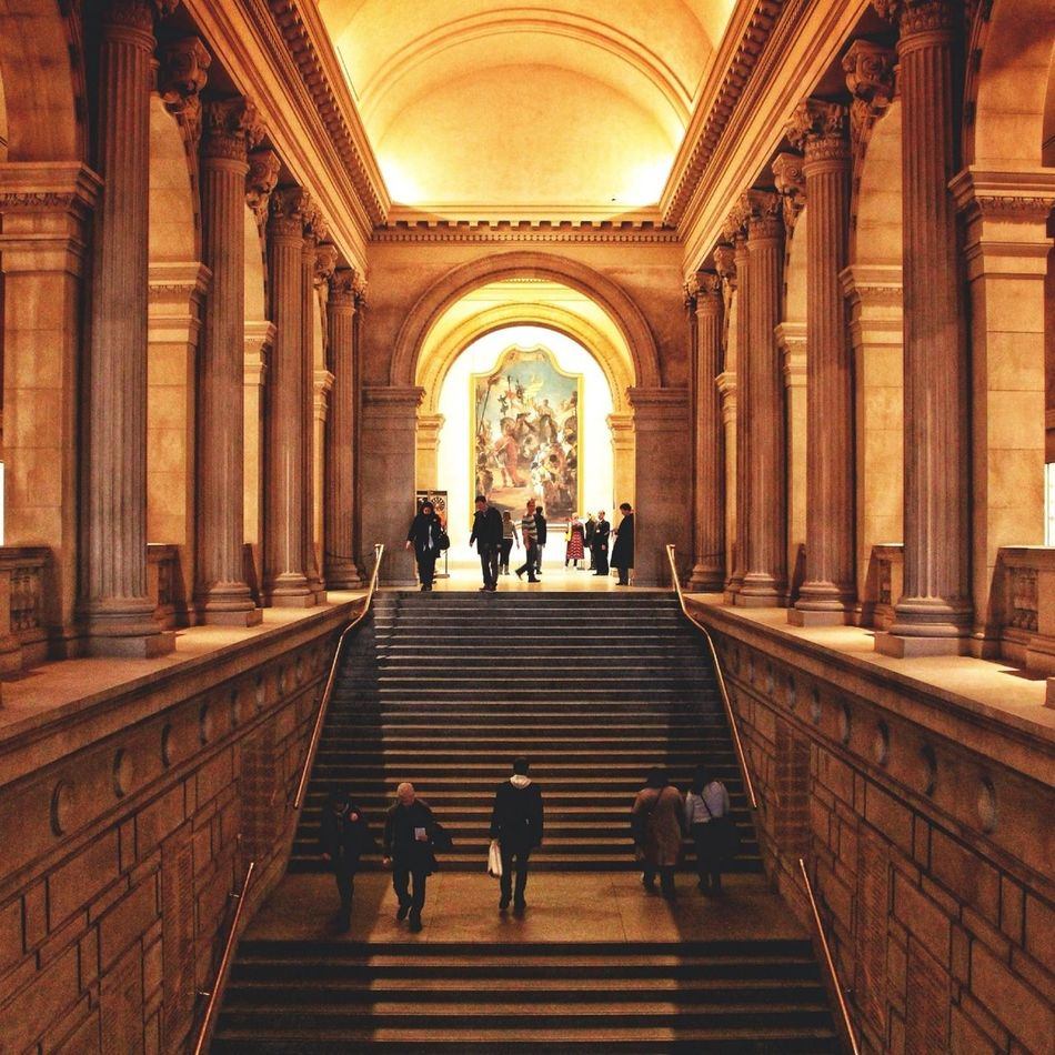 Sunday at the Met, NYC