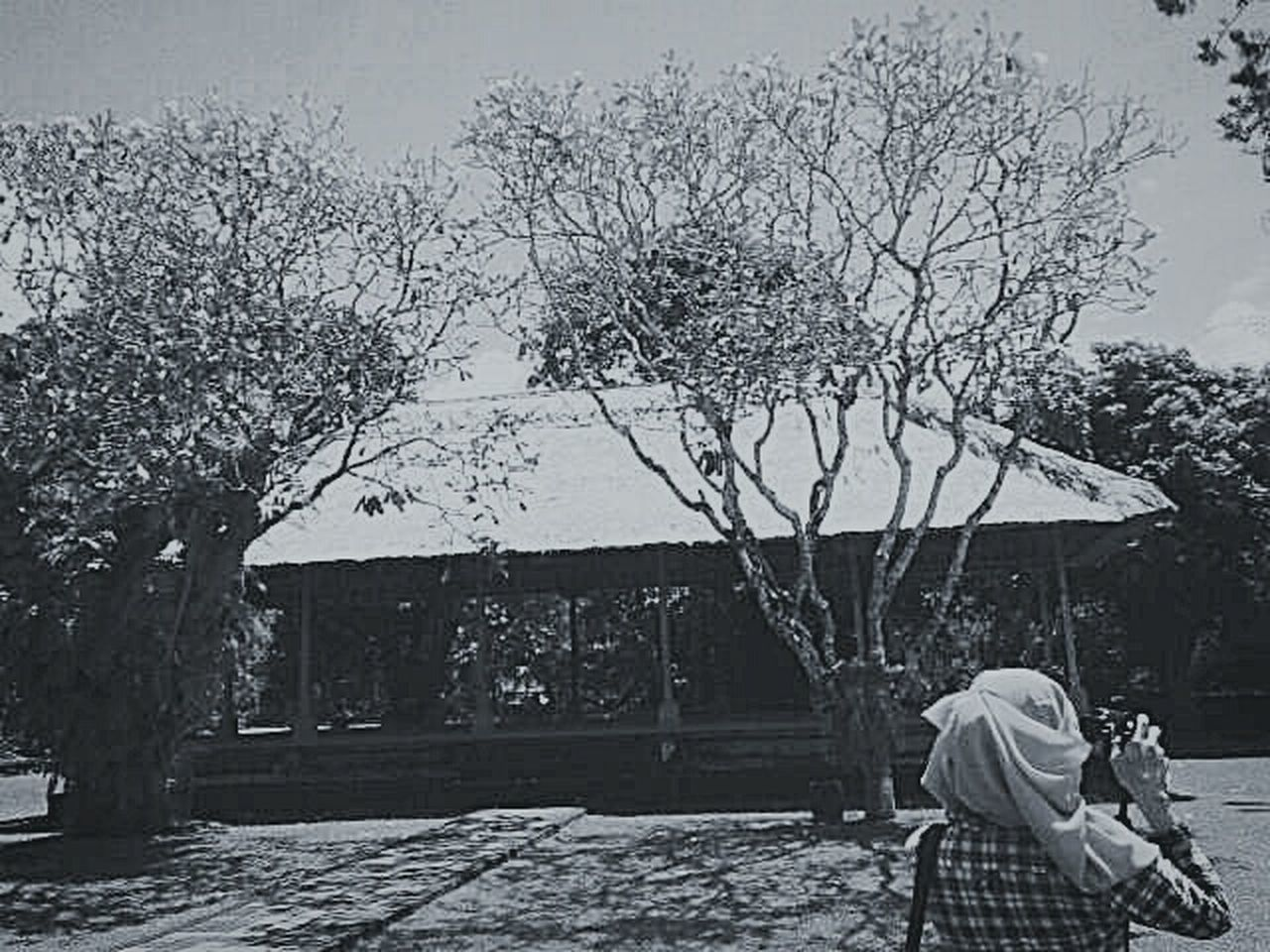 Monochrome Photography Tamanayun @bali I Love Indonesia