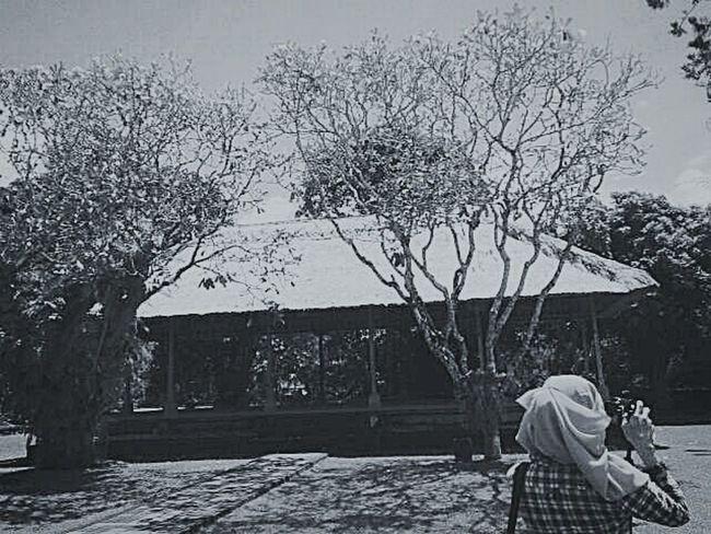 Monochrome Photography Tamanayun @bali I Love Indonesia