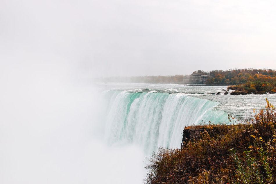 Beautiful stock photos of niagara falls, Beauty In Nature, Canada, Capital Cities, Day