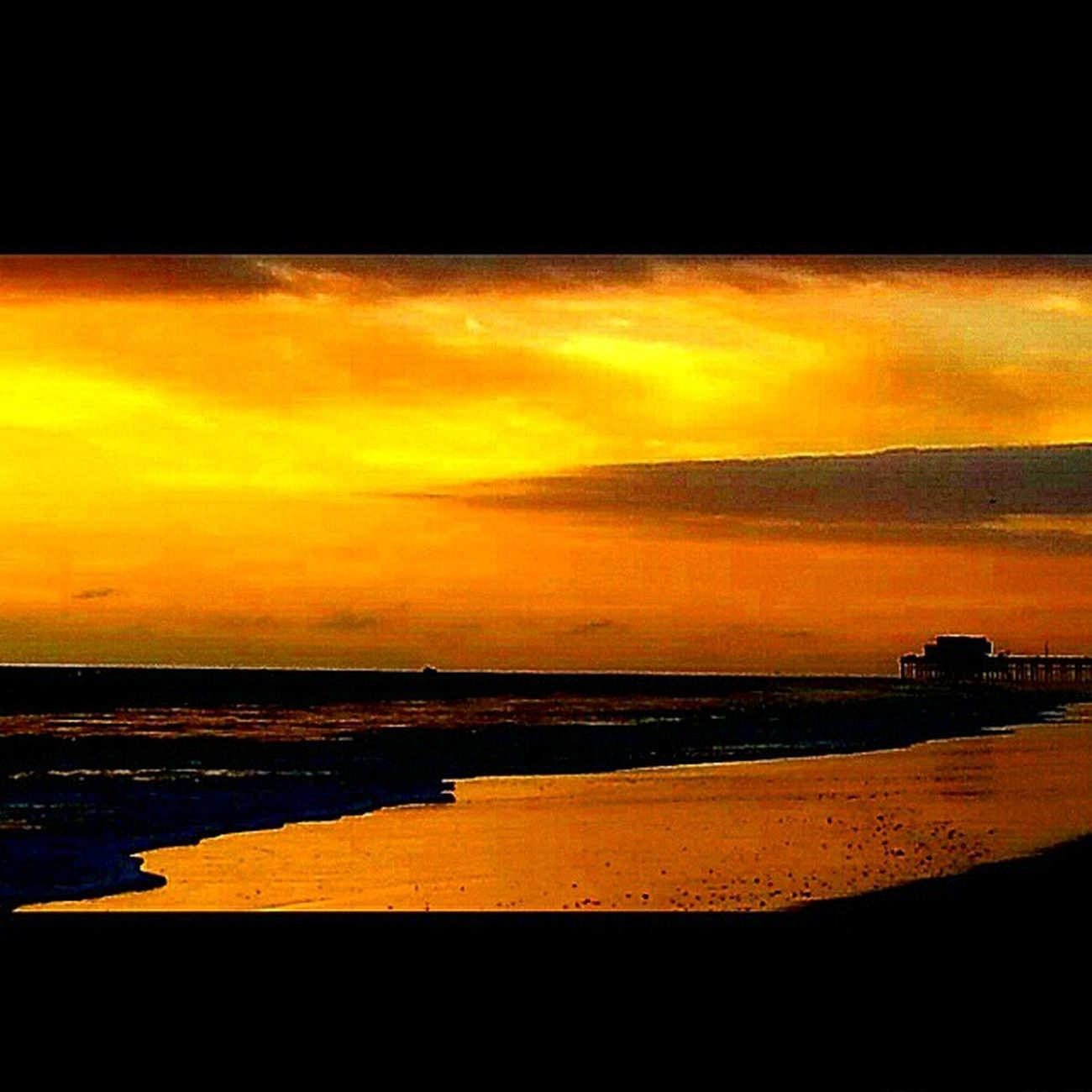 12thstreetbeach Balboablvd Balboapier Newportbeach california sunset serenity bliss meandmythoughts calming livinthedream heavenonearth itexists