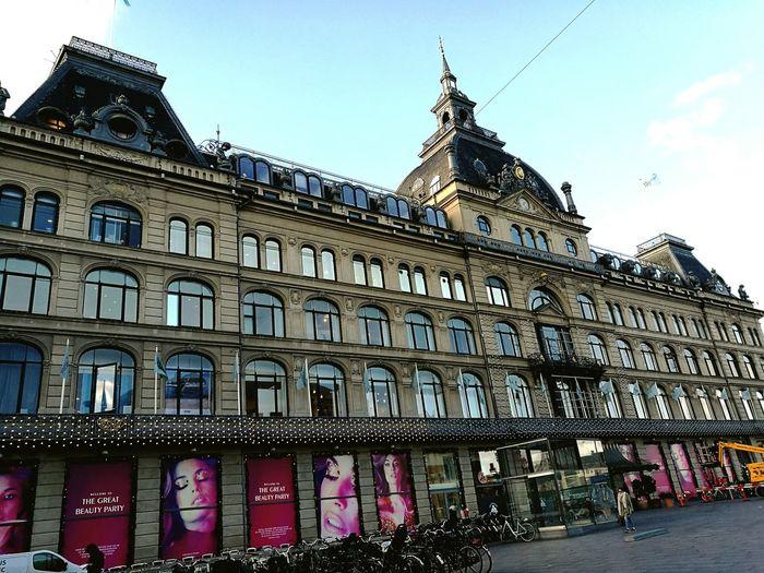 Architecture Denmark Copenhagen Travel Exploring City