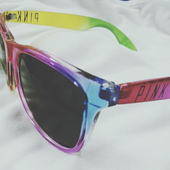 Sunglasses Pink Victoria Secret Pink Summer