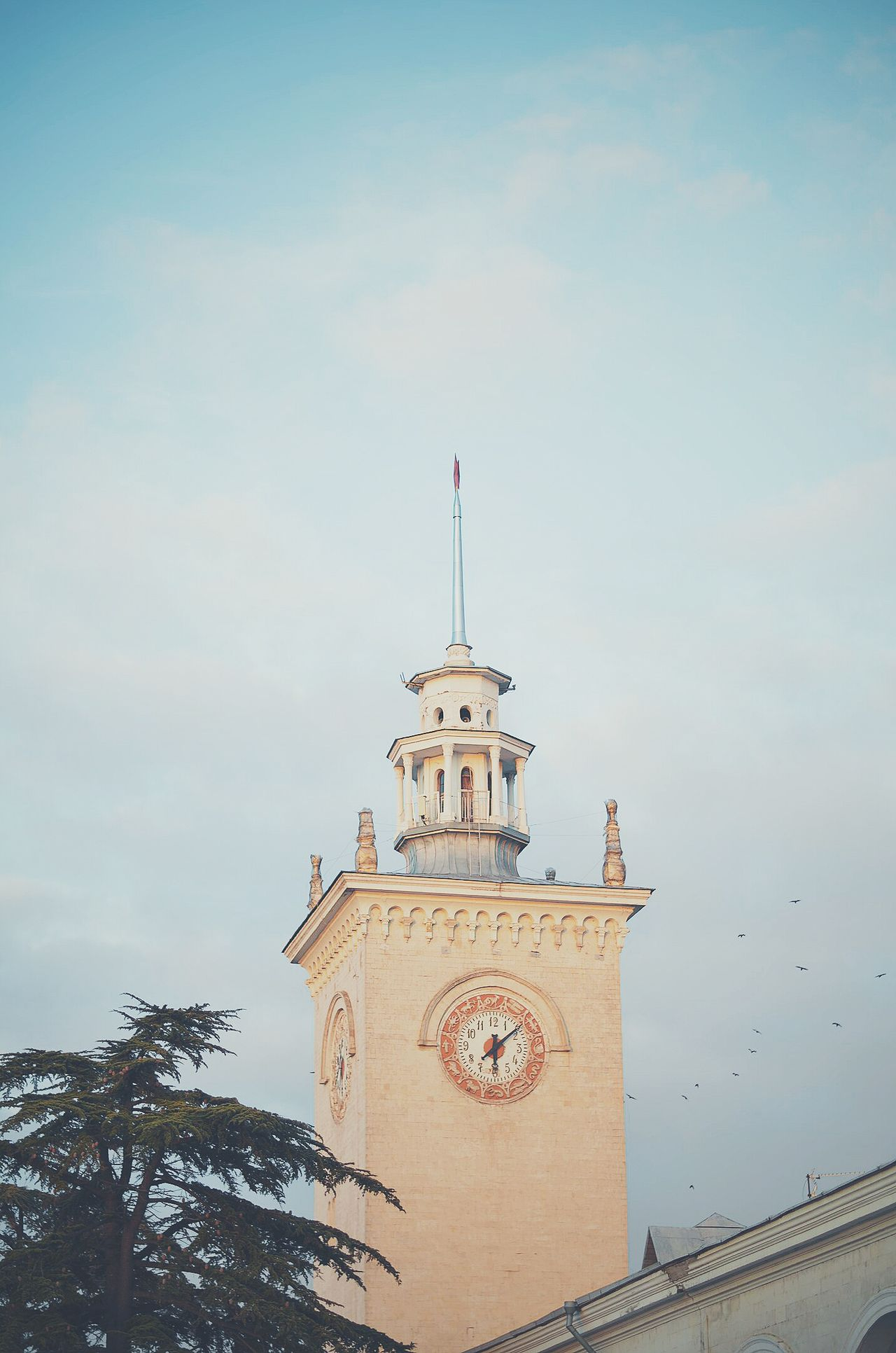 Sky Architecture Place Of Worship Tower No People City Religion Travel Destinations Day Outdoors Dome Business Finance And Industry Building Exterior Snowing Clock Face Clock Representing Baroque Style EyeEmNewHere EyeAmNewHere Cloud - Sky Best EyeEm Shot Walking Around