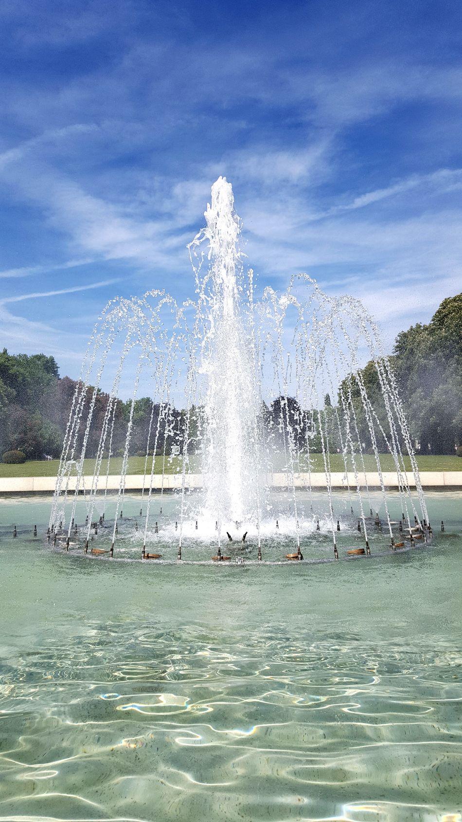 Fountain Spa Park