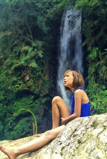 ..hanging waterfall yilan Relaxing Taking Photos Color Portrait Children's Portraits Portraits Emography Portrait Of A Friend ..seize The Day Colour Portrait ..we Blew This Day Away..