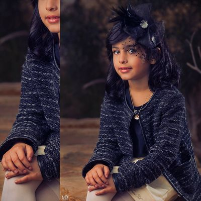 Portrait Cute Model Fashion