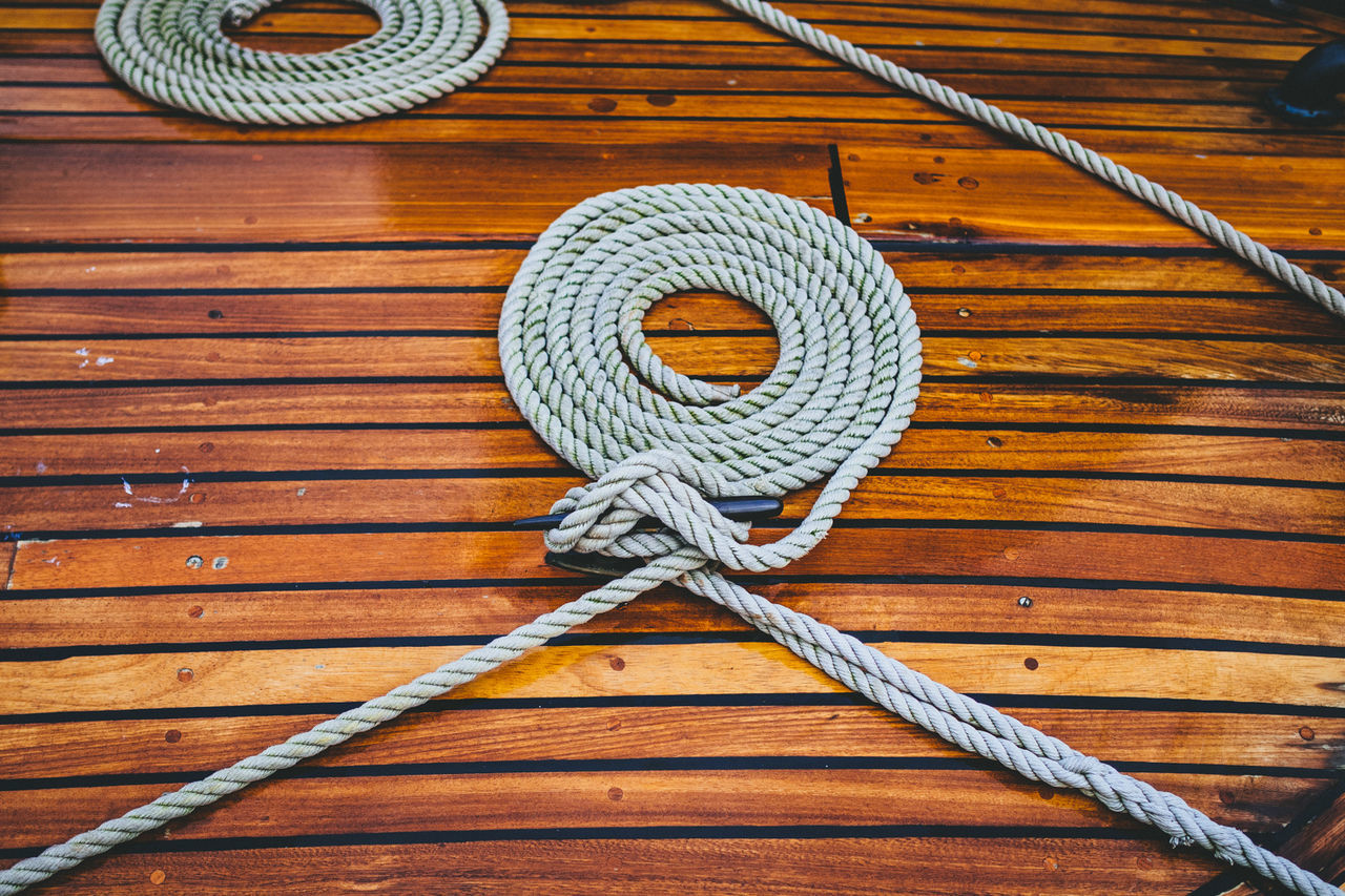 ropes Abstract Design Detail EyeEm Best Shots From My Point Of View Geometry Getting Inspired Harbour No People Old-fashioned Ropes Sailboat Textured  Wood