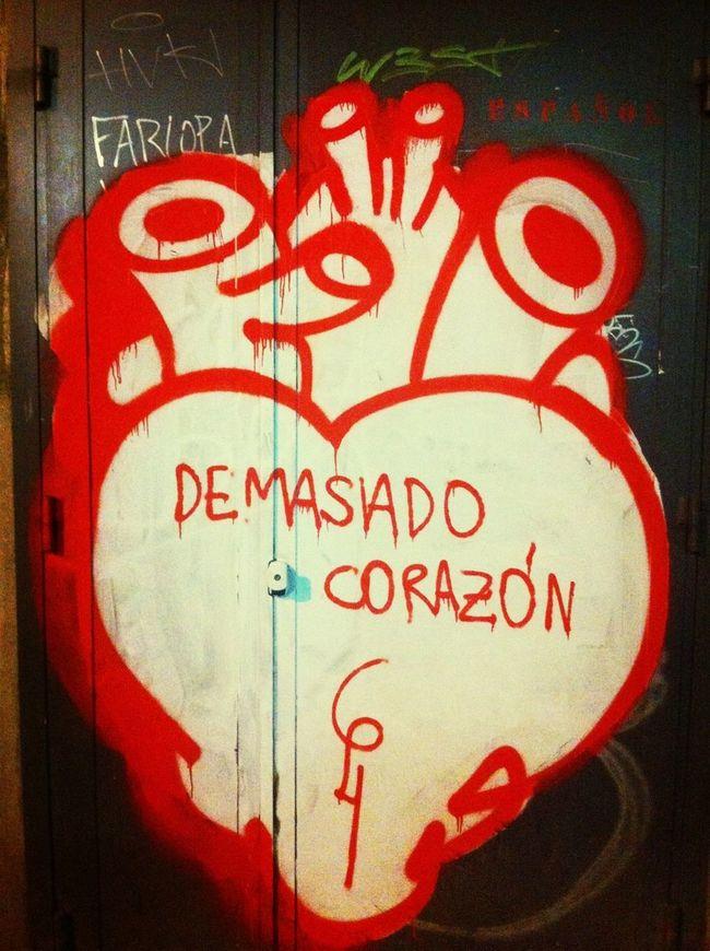 Graffiti Streetart Art Madrid