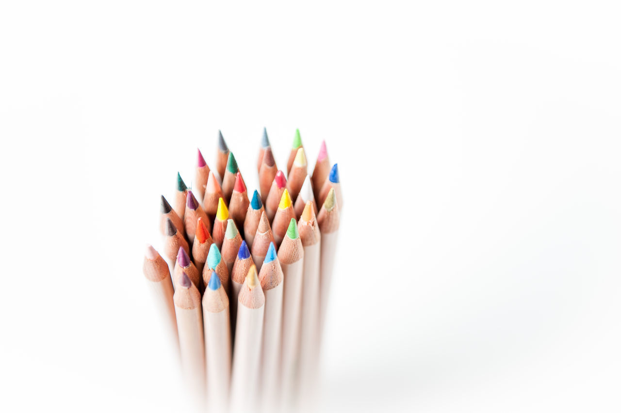 Beautiful stock photos of zeichnungen,  Bunch,  Childhood,  Close-Up,  Colored Pencil