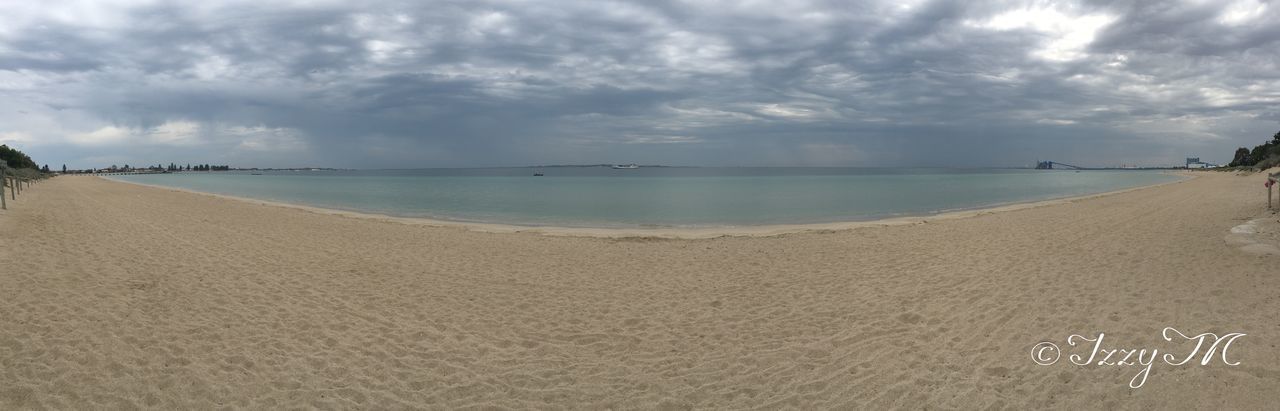 Panorama Iphone6plus Iphonephotography Rockingham Foreshore Australia Nature_collection EyeEm Nature Lover Beachphotography Beach IPSWebsite