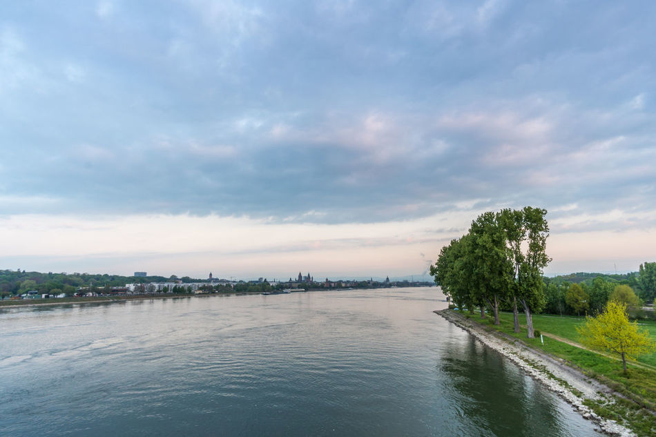 Architecture Beauty In Nature Cloud - Sky Day Nature No People Outdoors River Scenics Sky Tranquil Scene Tranquility Tree Water