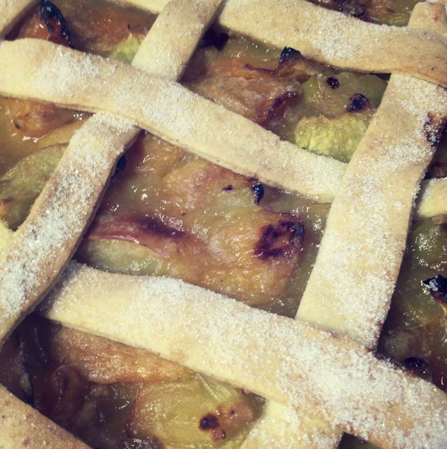 Apricot&peach pie thank's summer! Fast Good Fast Food Cakes Food