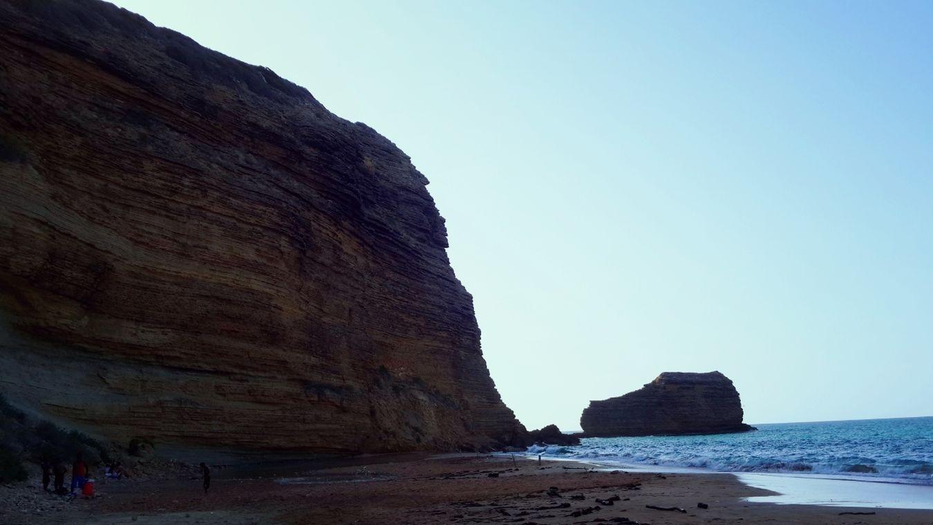 Increible Places Sea And Rocks Dominican Republic