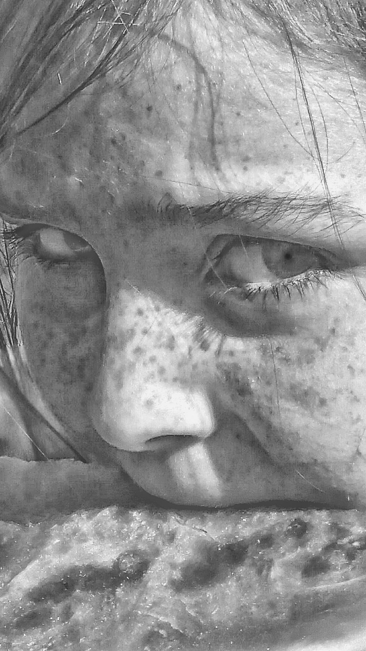 Black And White Photography Girl Watermelon Girl Eating Fruit Freckles Freckle FaceHuman Face Freckles On My Face (: Close-up Headshot Young Adult Outdoors Human Body Part Real People Day Eating Outdoors Eating Watermelon Children Chil The Portraitist - 2017 EyeEm Awards Live For The Story