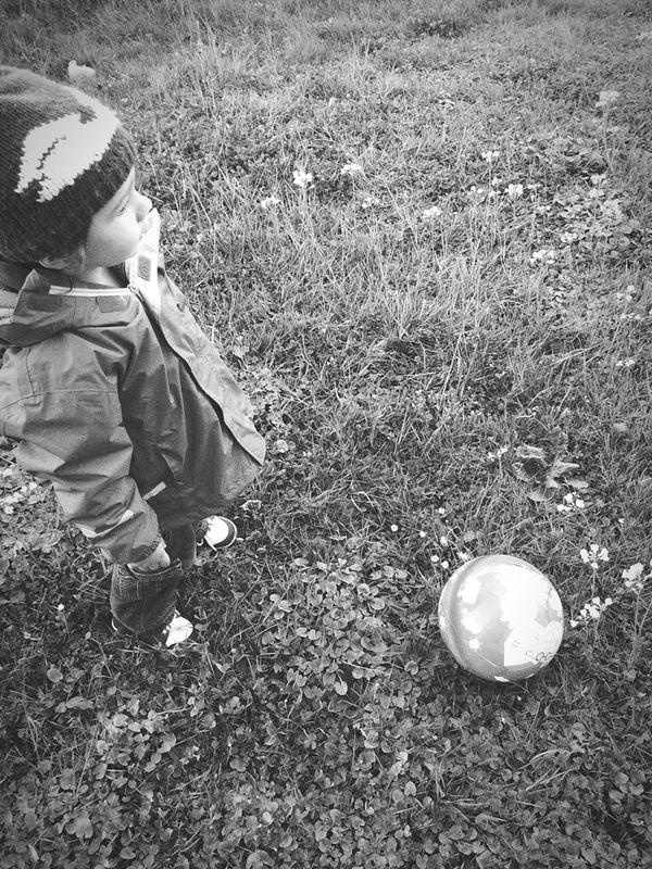 Blackandwhite My Litle Baby Enjoying Life Monochrome Playing Mybaby Kids
