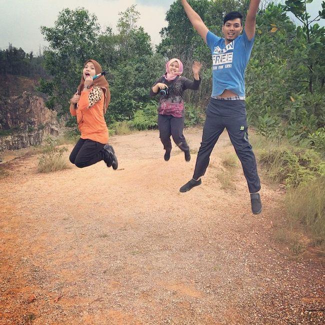 Yesterday Activity Evening JumpStar ThreeOfUs Fun