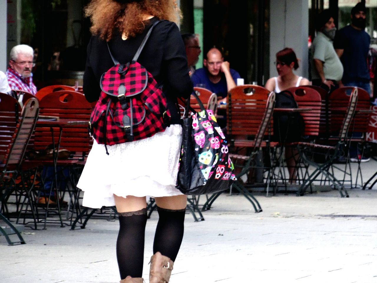Streat wear. The Street Photographer - 2015 EyeEm Awards The Fashionist - 2015 EyeEm Awards EEA3 EEA3 - Dresden EyeEm Best Shots Streetphotography TwentySomething Buffalo Soldier Capturing Freedom