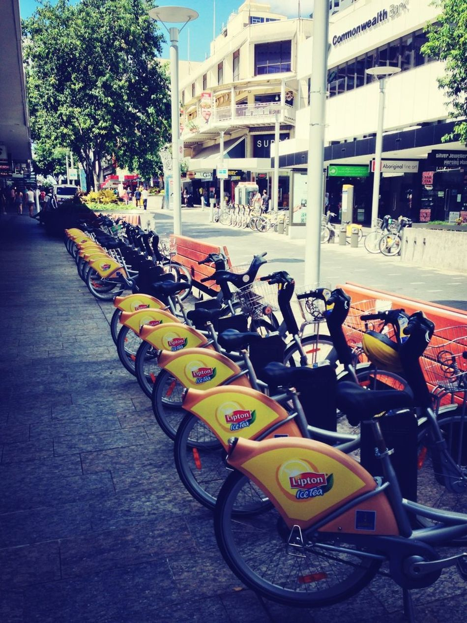 Bycicles City Cycle