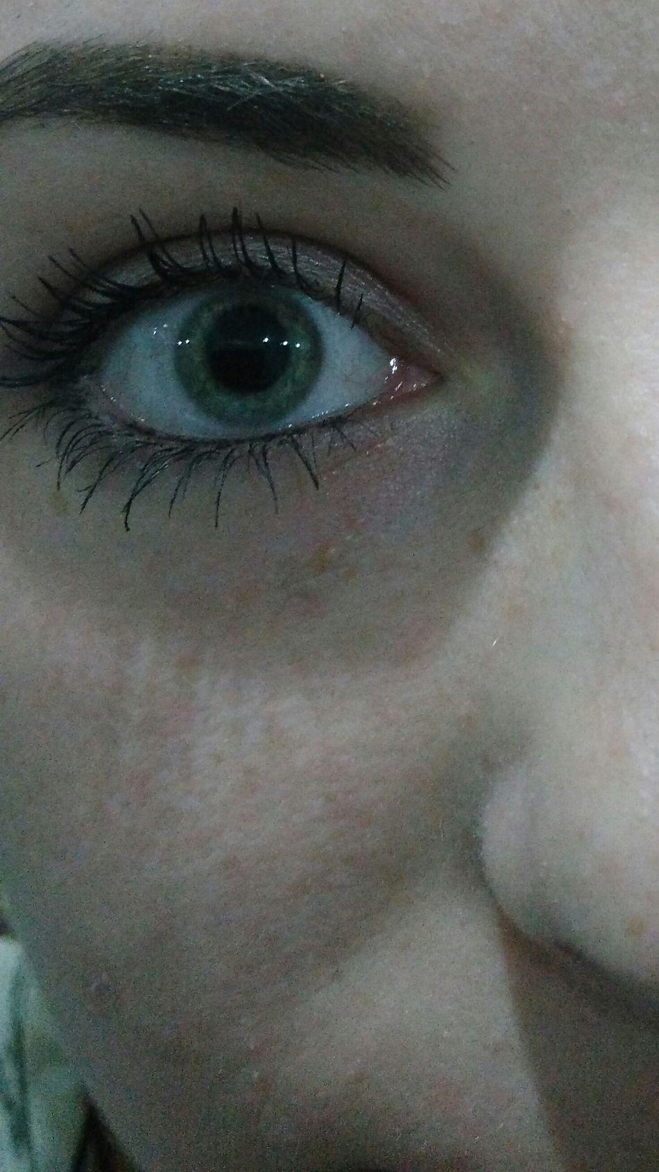 Ecstasy Eye Green Eyes