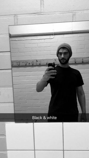 Black &white is something else ✌️ Black & White Blackandwhite Selfie Portrait Model Suomi That's Me Mänttä Hello World Finland