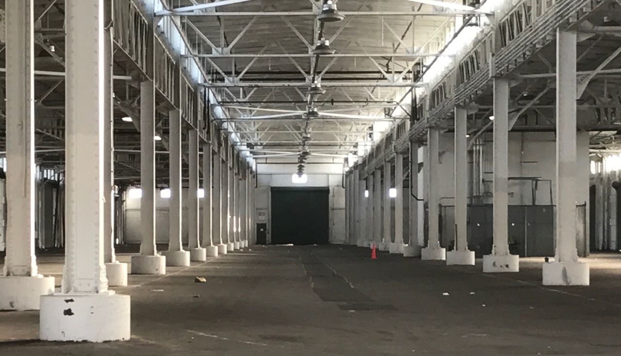 The City Light Industry Factory Warehouse Storage Compartment No People Indoors  Day Pier Minimalist Architecture San Francisco Shotoniphone7 EyeEmNewHere