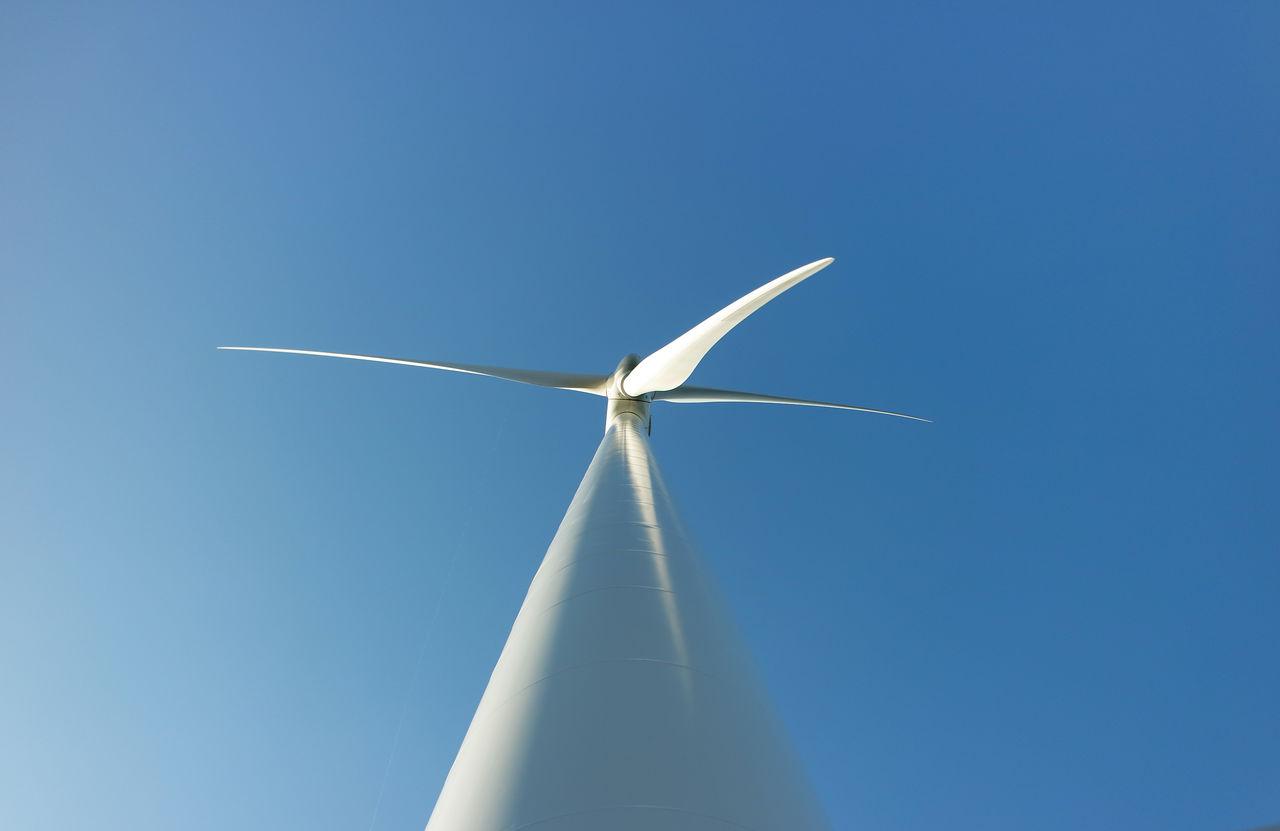 Beautiful stock photos of blue,  Alternative Energy,  Blue,  Clear Sky,  Day