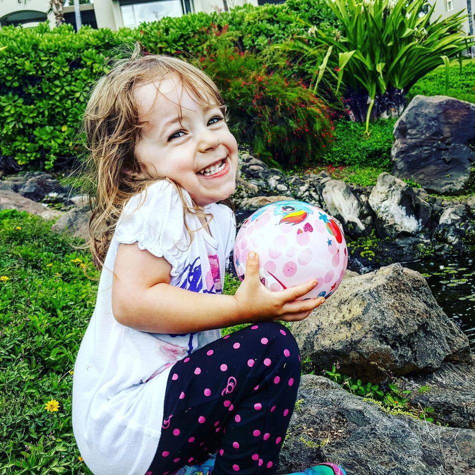 Maui Cute Girl Spiritanimal Baby Girl Happy Girls Are The Prettiest  Enjoying Life Sun_collection Hawaii
