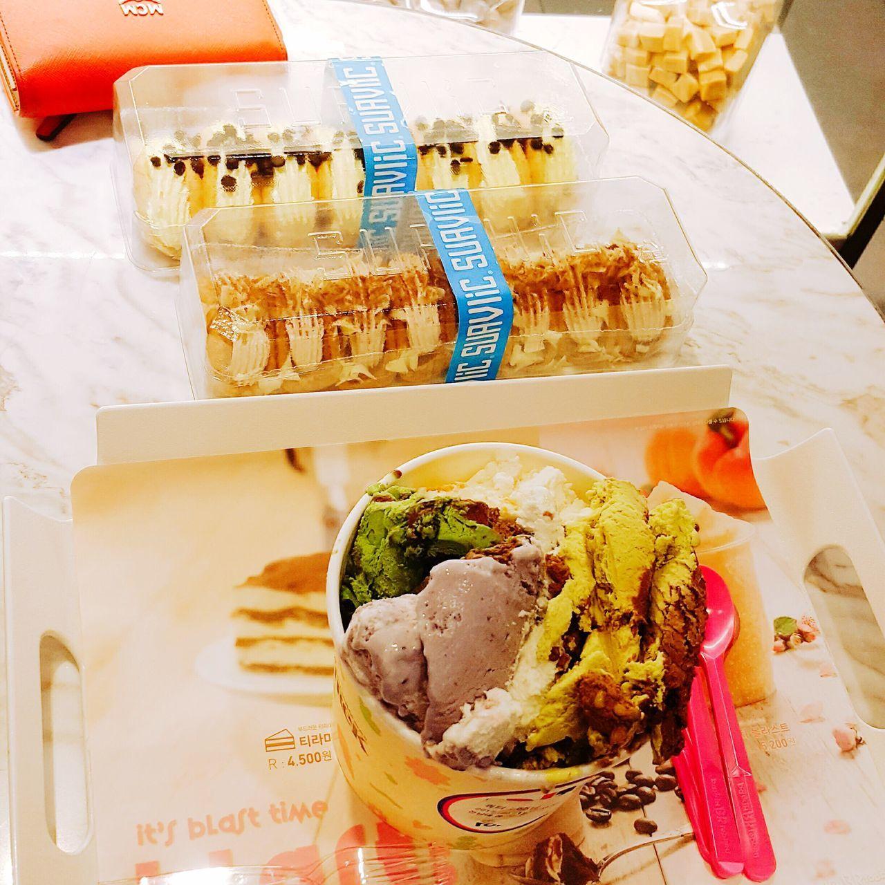 Ready-to-eat Dessert Desserts Ice Cream Gelato Sweet Food