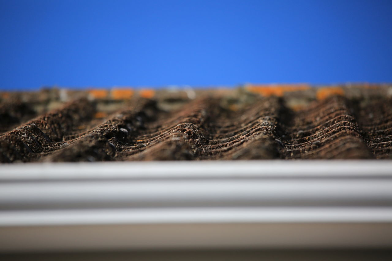 Close-up House Roof No People Outdoors Roof Roof Tile Rooftop Selective Focus