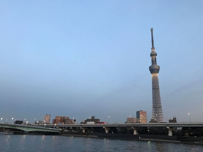 Tokyo skytree Tower Tall - High Architecture Building Exterior City