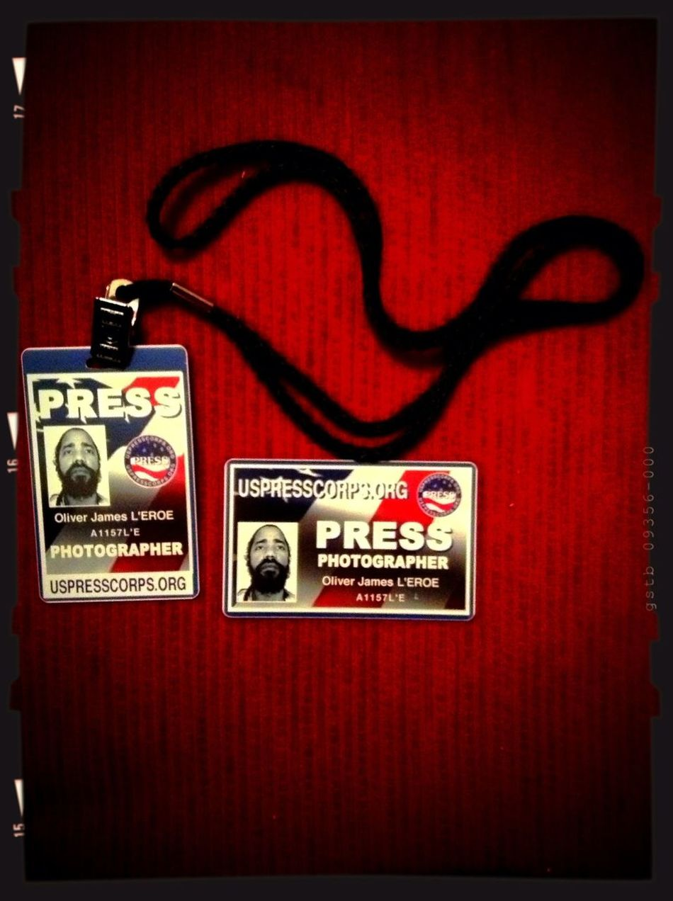 International Press Pass