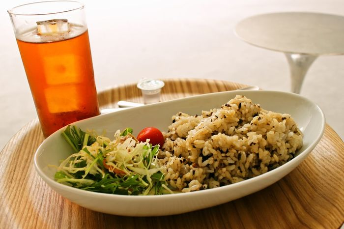 Olive fried rice🍴 EyeEm Best Shots Japan Relaxing Japan Photography Check This Out Getting Inspired Eye4photography  Lunch Food Porn Awards Yummy Taking Photos EyeEm Gallery Food Foodporn In My Mouf Foodphotography Japanese Food Eating