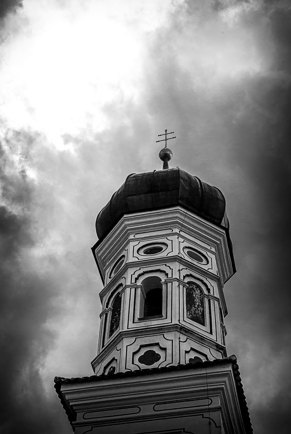 Architecture Building Exterior Built Structure Church Cloud - Sky Etting Kirche Place Of Worship Polling Religion Sky St. Andreas Kirche Weilheim EyeEmNewHere