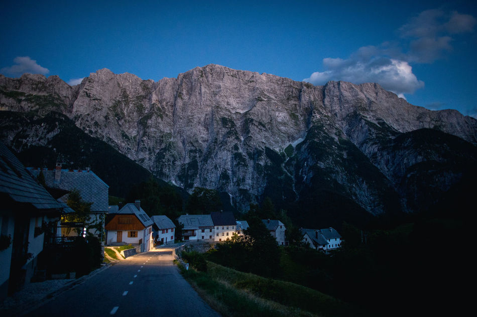 Beautiful stock photos of light,  Beauty In Nature,  Bovec,  Building Exterior,  Built Structure