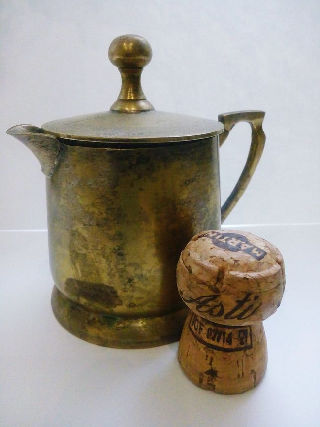 Antique Pottery Day No People Decorative Urn Old-fashioned