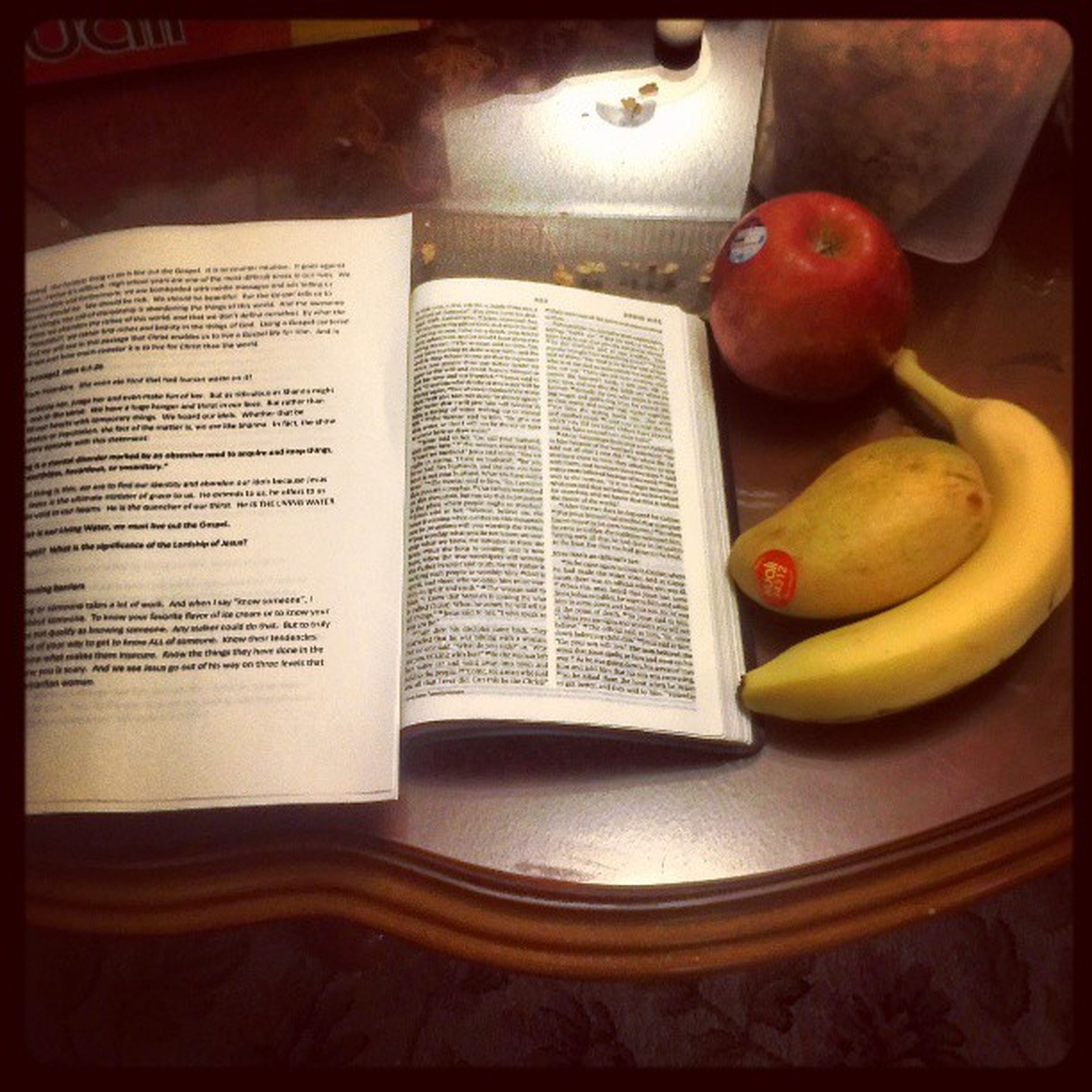 Pre sermon flow. Always a privilege. My soul magnifies the Lord. (Lk. 1:46) Doubleduty