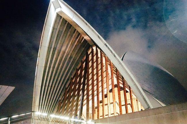 Sydney Opera House VIVID Sydney Sydney Sydney Opera House DXO IPhone Nightphotography IPhoneography