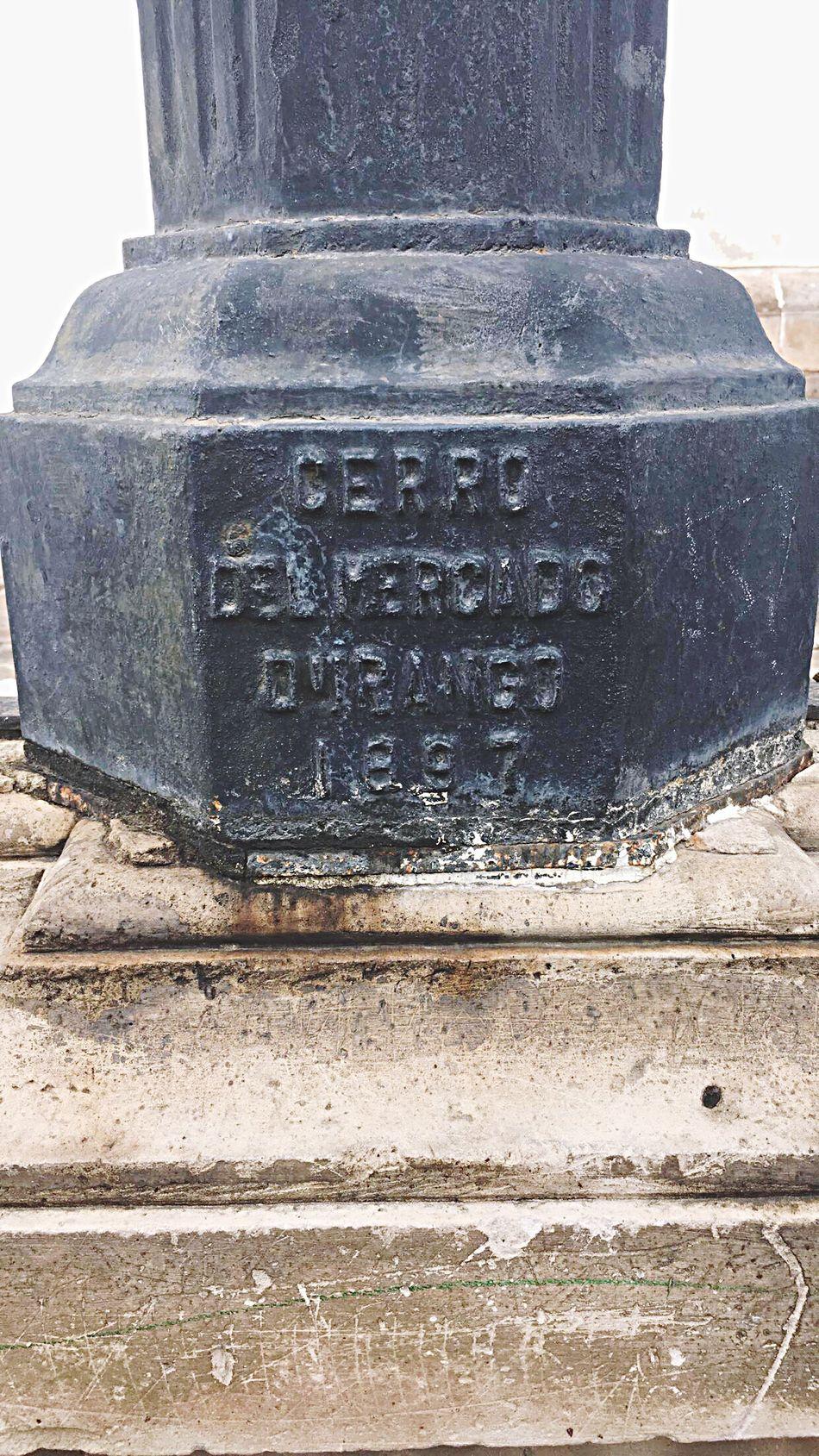 Cerrodelmercadodurango 1897 Durango History