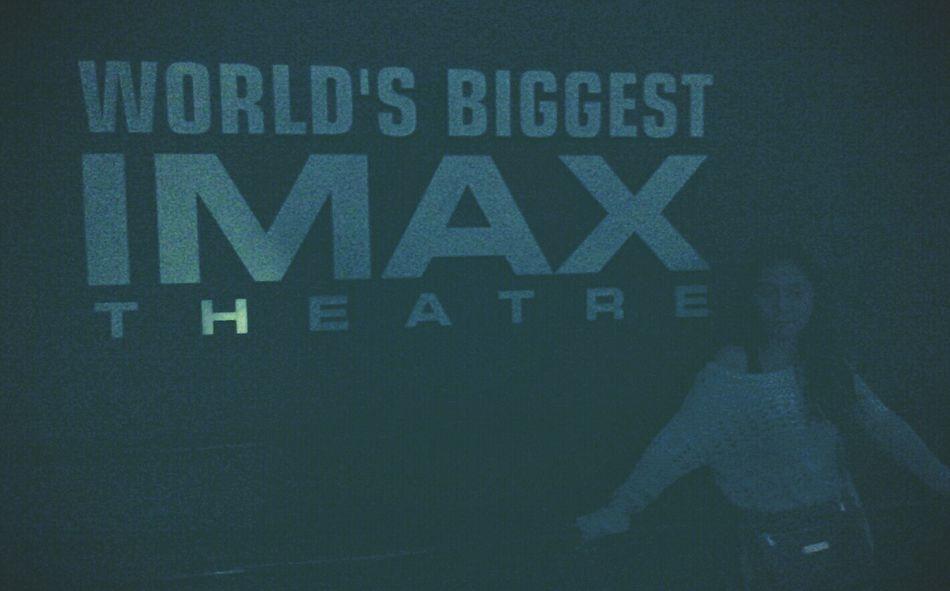 world's biggest cinema IMAX 3D