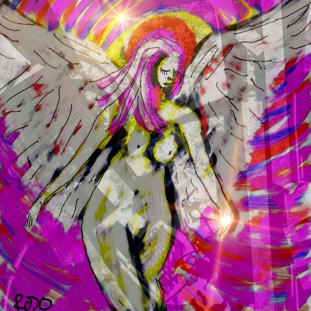 Little wing Santana Joecocker Artforpeace Freedoom  Check This Out Peace Rojo Hello World Artforfreedom Arts Art ArtWork