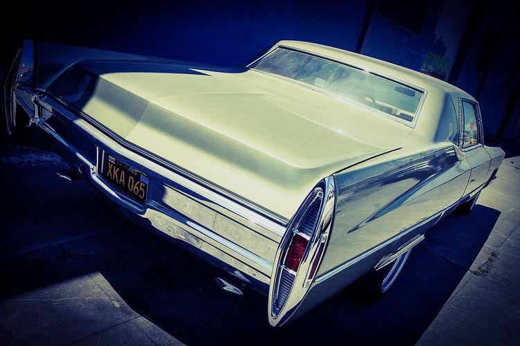 Oakland HotRod Cool Car Romantic Vs. Realistic