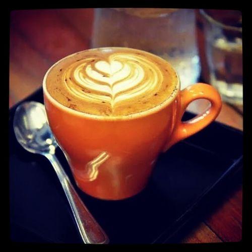 Breakfast Enjoying Life coffee