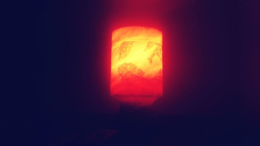 Red Heat - Temperature Orange Color No People Flame Black Background Millennial Pink EyeEmNewHere Long Goodbye